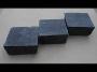 Κύβοι Μαύροι 10x10x4 cm