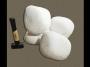 Βότσαλο Λευκό Μεγάλο 13-25, 25-40 cm