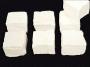 Κύβος Λευκός 10x10x10 cm
