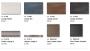 Lounge Sizes, colors & decors