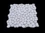 Πέπλες - Δίχτυ Λευκές 30x30 cm No1
