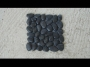 Λάμψη Μαύρη 30x30cm